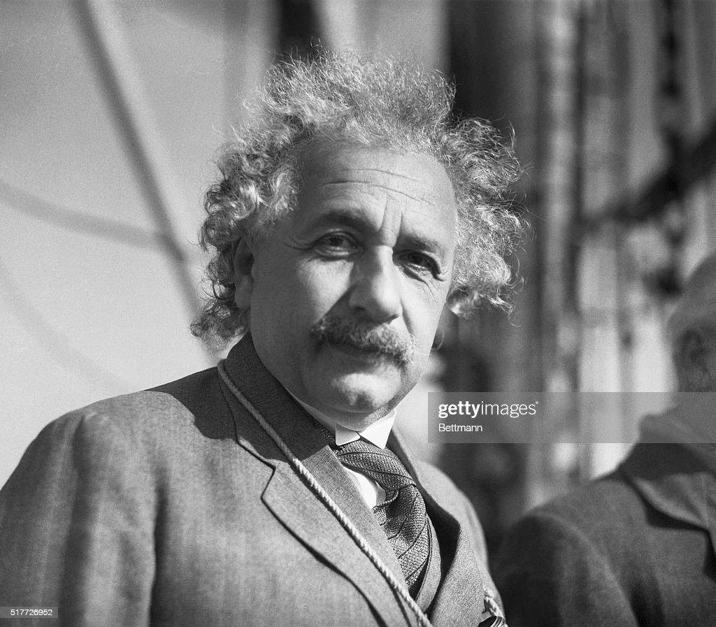 Albert Einstein : News Photo