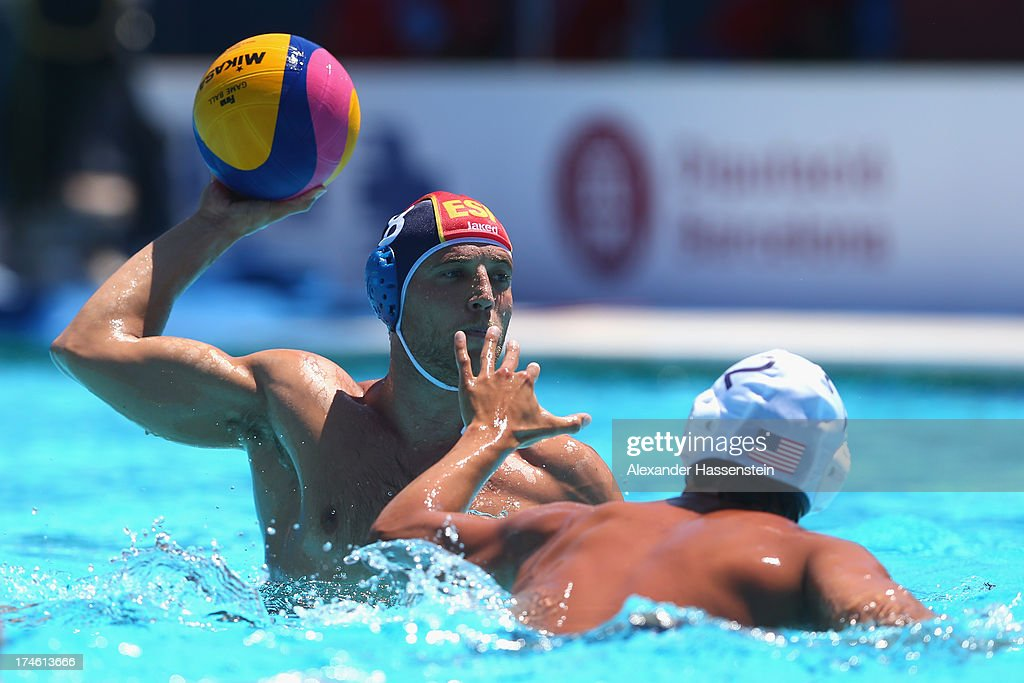 Men's Water Polo - 15th FINA World Championships: Day Nine : News Photo