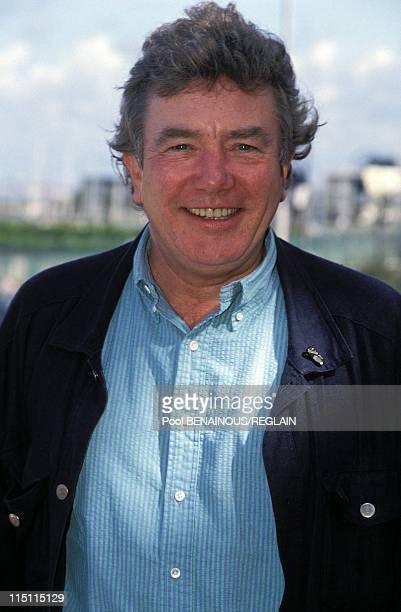 Albert Finney at Deauville Film Festival in Deauville France on September 12 1992