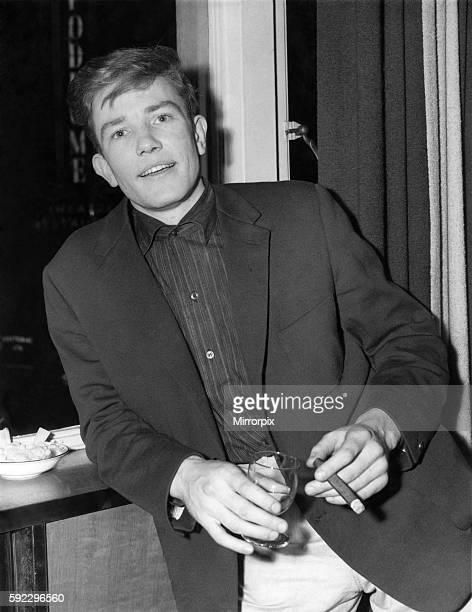 Albert Finney at the premeire party for their new film Saturday Night Sunday Morning October 1960 P007006