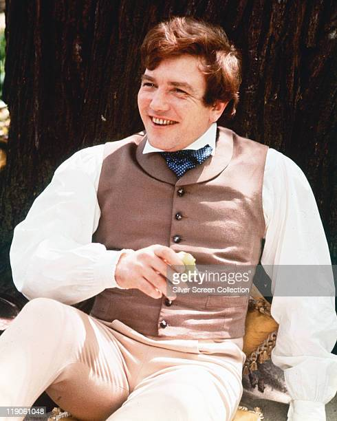 Albert Finney British actor in costume in a publicity portrait for the film 'Tom Jones' United Kingdom circa 1963 The 1963 film adaptation of the...