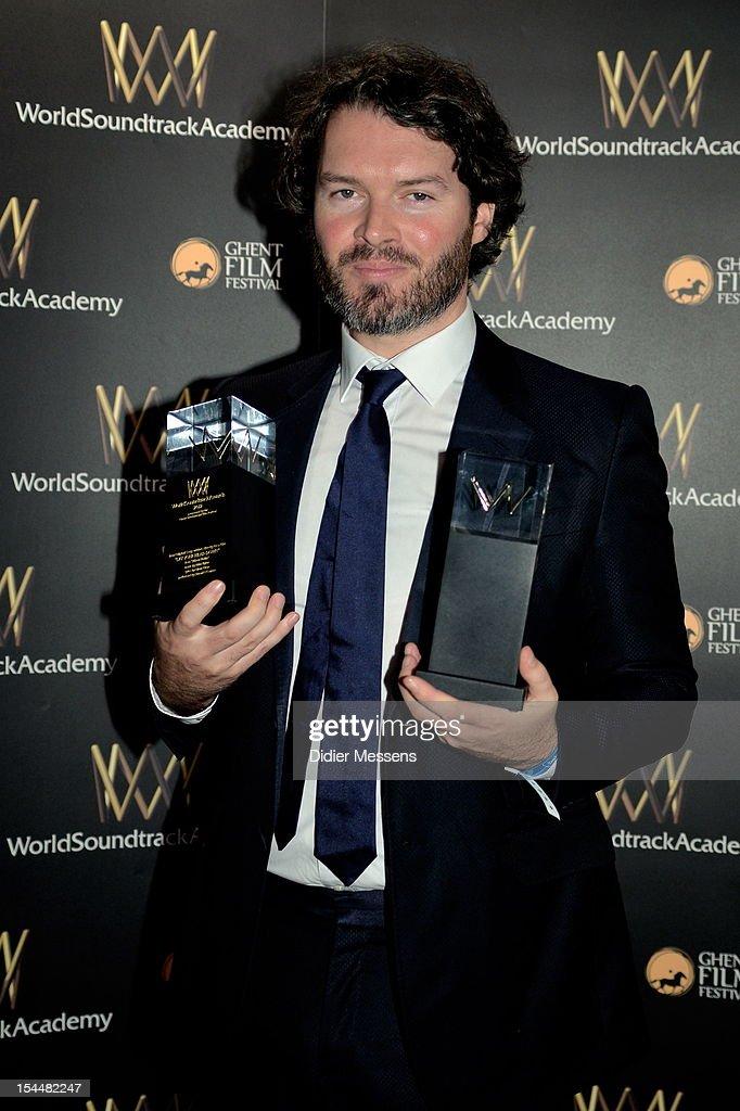World Soundtrack Awards : News Photo