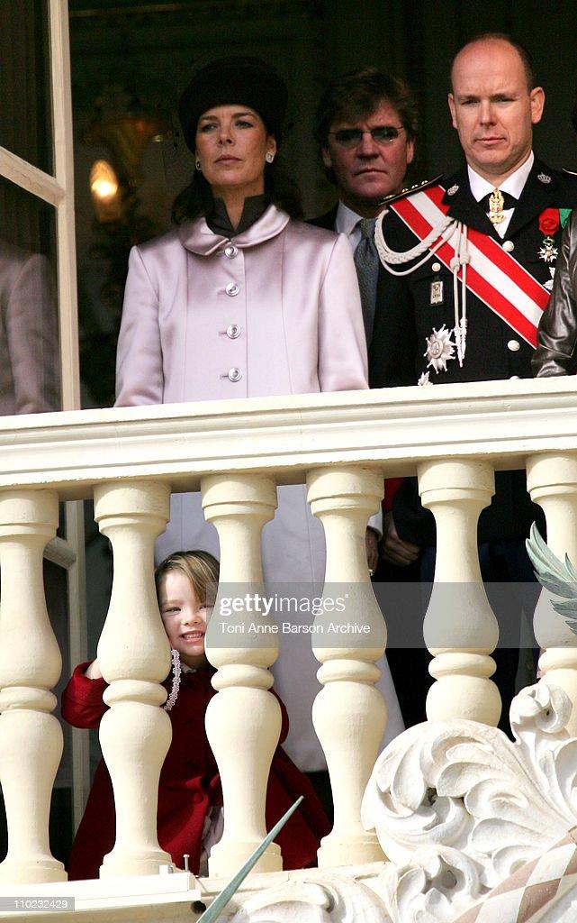 Monaco National Day - November 19, 2004