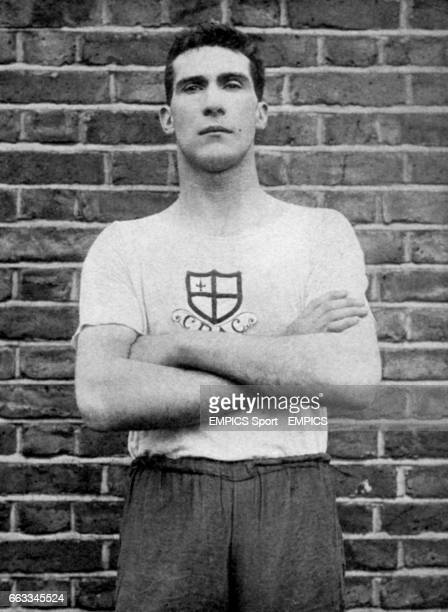 Albert Oldham who won the gold medal in the Heavyweight Division of the boxing