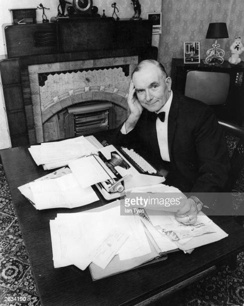 Albert Pierrepoint the man who hung more then 430 people during his term as executioner works on his family memoirs He followed his father and uncle...