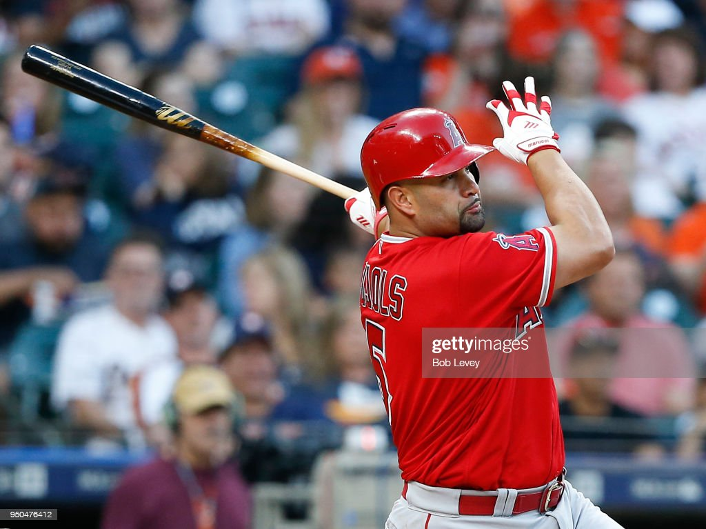Los Angeles Angels of Anaheim  v Houston Astros