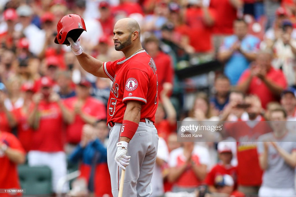 Los Angeles Angels of Anaheim v St Louis Cardinals : News Photo