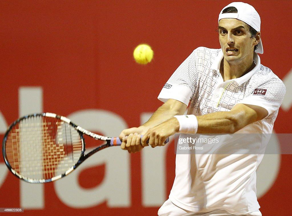 ATP Buenos Aires Copa Claro - Juan Monaco v Albert Ramos : News Photo