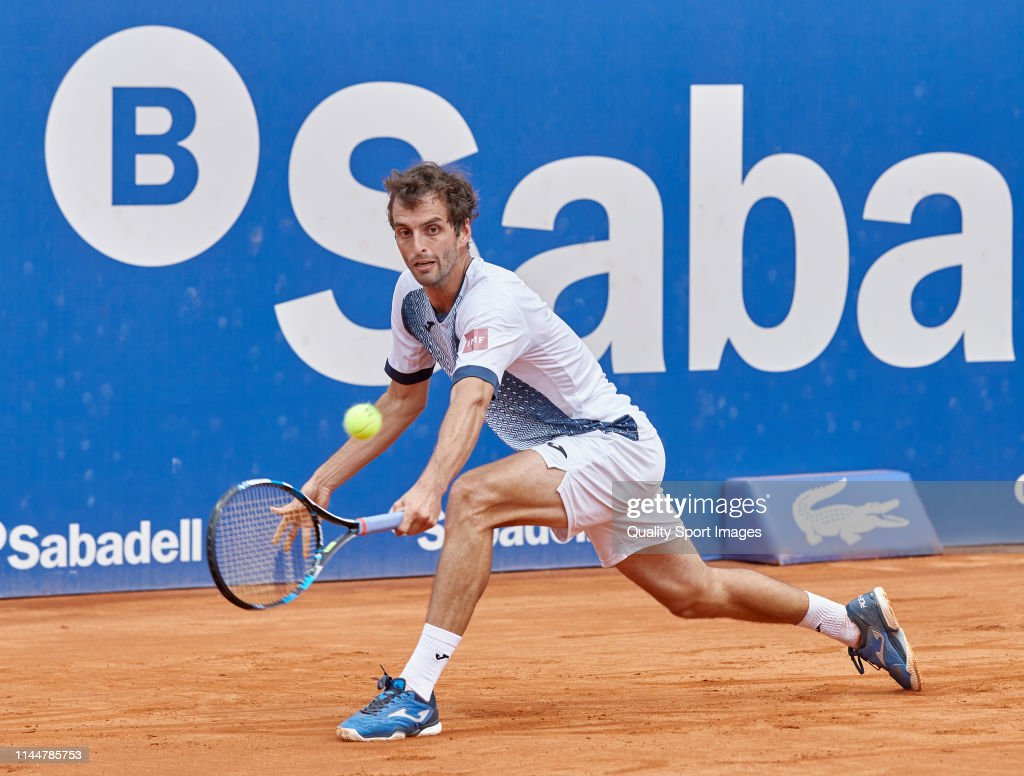 ESP: Barcelona Open Banc Sabadell - Day Three