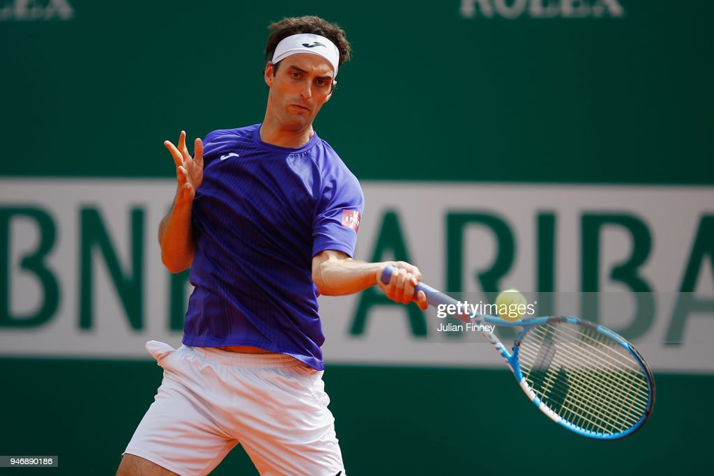 ATP Masters Series: Monte Carlo Rolex Masters - Day Two : News Photo