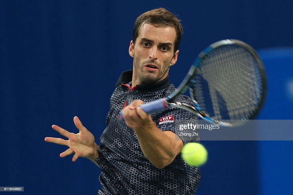 ATP Chengdu Open 2016 - Day 5 : News Photo