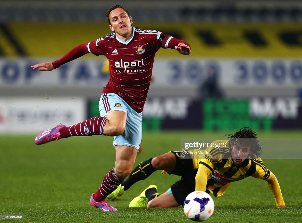 Wellington Phoenix v West Ham United - Football United New Zealand Tour 2014