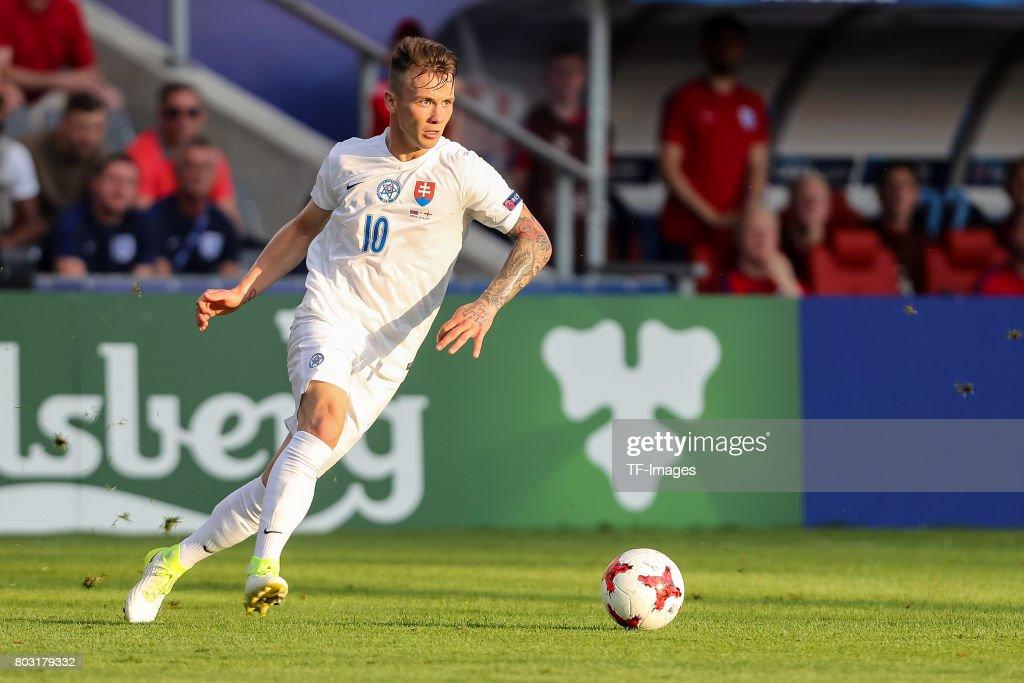 Slovakia v England - 2017 UEFA European Under-21 Championship