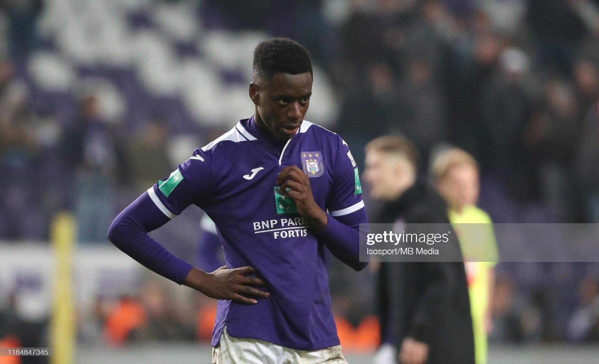 RSC Anderlecht v KAA Gent - Jupiler Pro League : ニュース写真