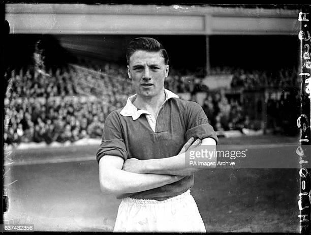 Albert Scanlon Manchester United