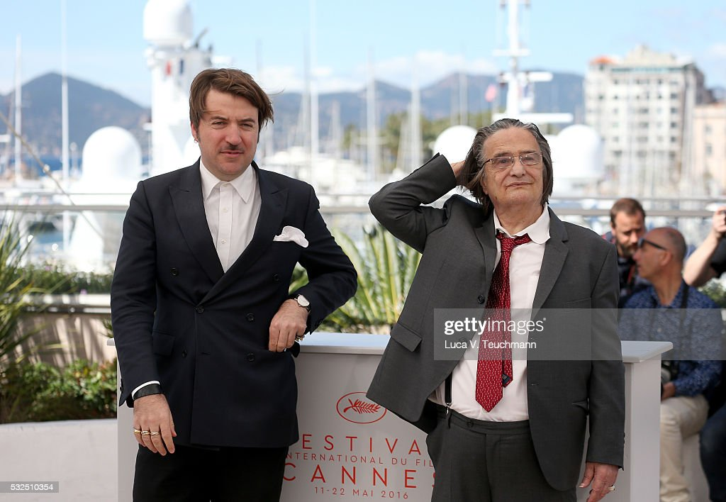 """La Mort De Louis XIV"" Photocall - The 69th Annual Cannes Film Festival : Photo d'actualité"