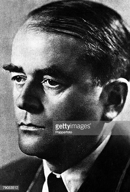 Albert Speer German Architecht and Nazi war minister