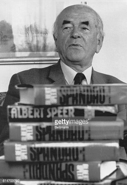 Albert Speer was Adolf Hitler's personal architect and the Nazi Minister of Armaments and War Production He served a twentyyear sentence in Spandau...