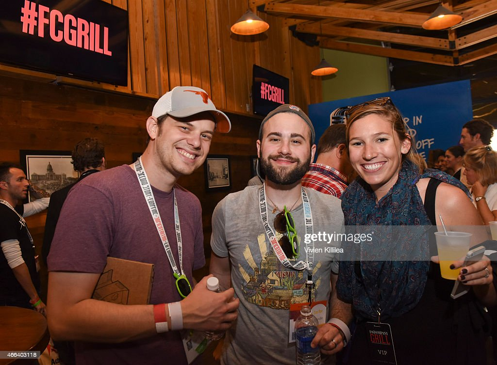 Fast Company Grill During SXSW - Day 1 : News Photo