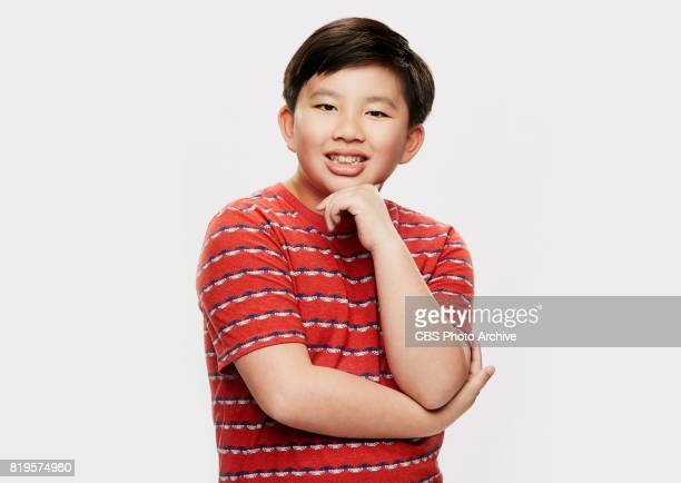 Albert Tsai of the CBS series 9JKL that premieres Oct 2 2017 on the CBS Television Network