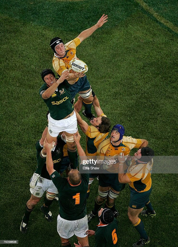 2007 Tri Nations - Australia v South Africa