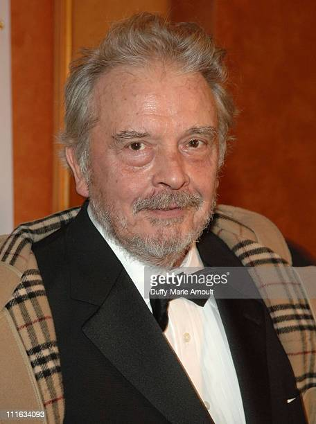 Albert Watson during 4th Annual Lucie Awards at American Airlines Theatre in New York City New York United States