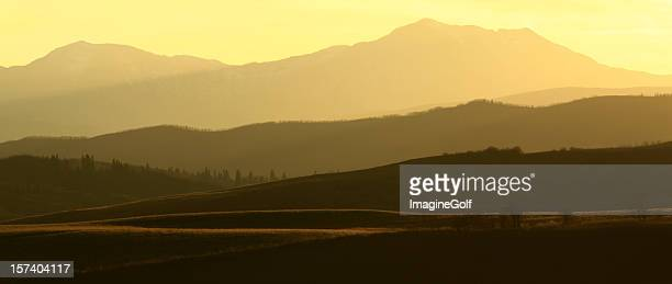 alberta foothills - foothills stock pictures, royalty-free photos & images