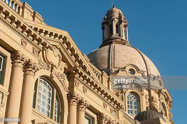 alberta legislative building - federal building stock pictures, royalty-free photos & images