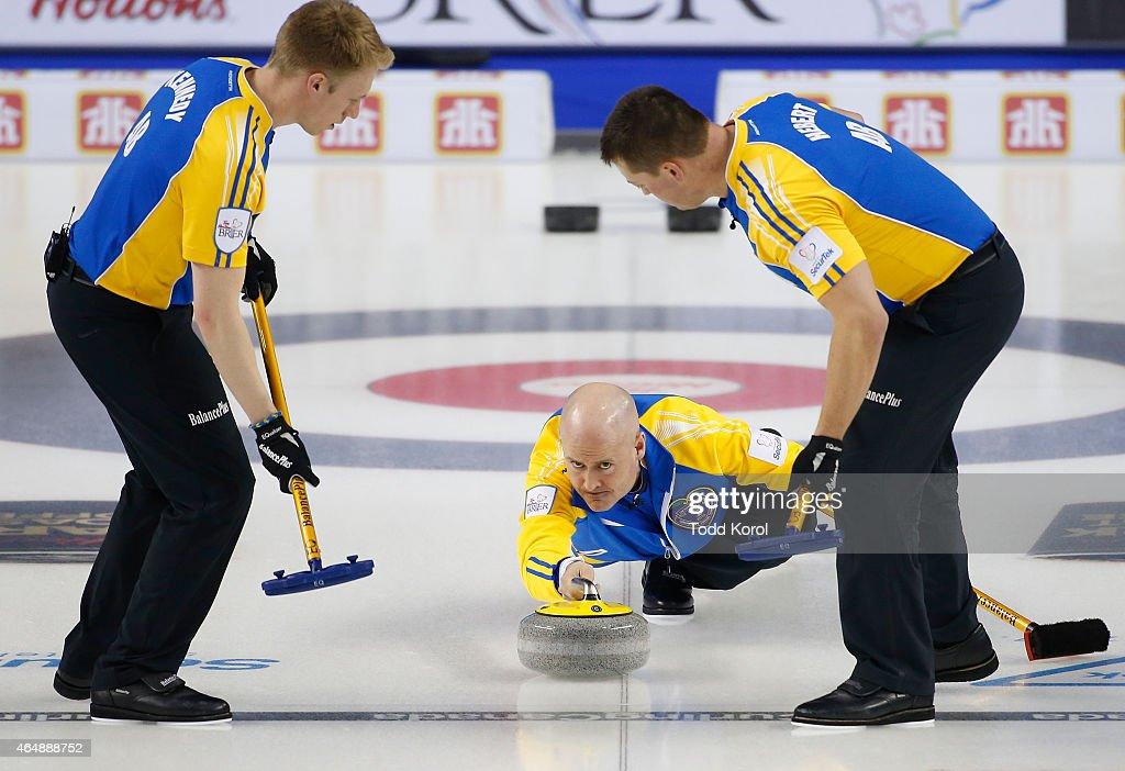 2015 Tim Horton's Brier Curling Tournament