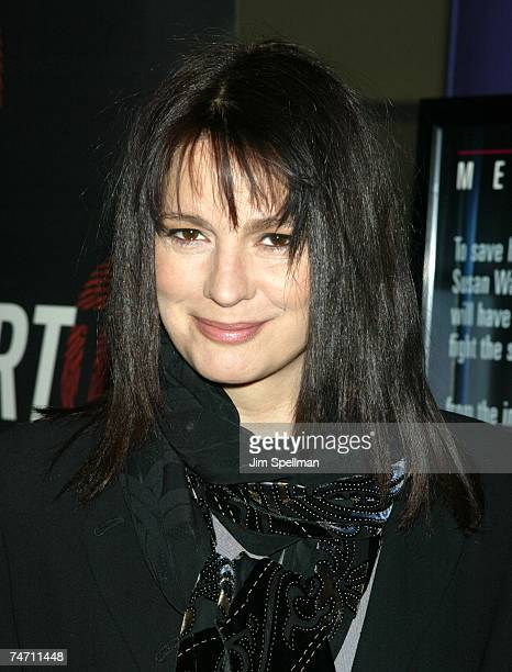 Alberta Watson at the AMC Empire Theatre in New York City New York
