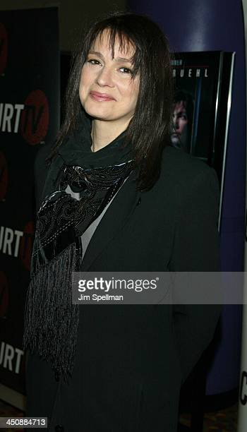 Alberta Watson during Guilt By Association Premiere at AMC Empire Theatre in New York City New York United States
