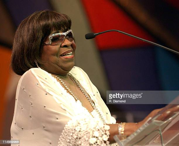 Albertina Walker during The Recording Academy Presents 2005 GRAMMY Salute to Gospel Music at West Angeles Church in Los Angeles California United...