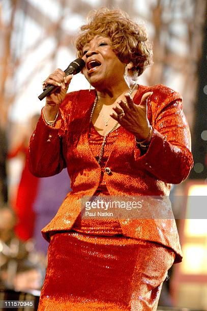 Albertina Walker on 3/11/03 in Dallas, Tx.