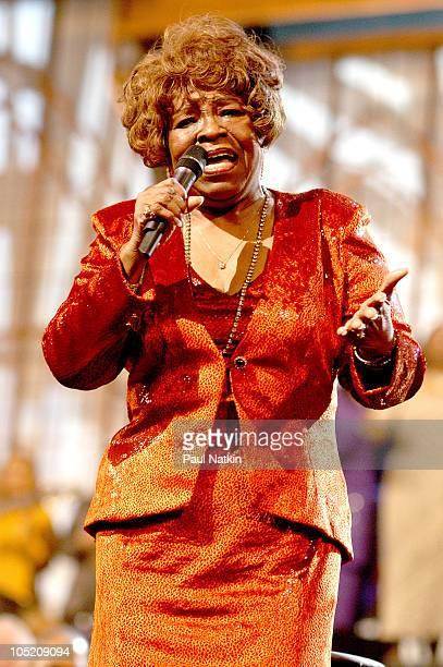 Albertina Walker on March 11 2003 in Dallas Texas