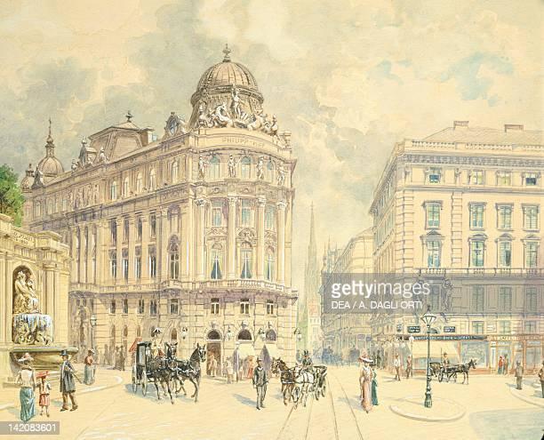 Albertine Library in Vienna Austria 20th Century