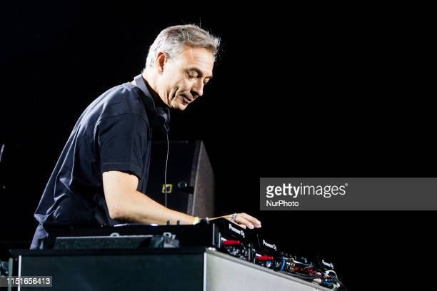 Albertino at Party Like a Deejay Radio Deejay party at Mind in Milano Italy on June 22 2019