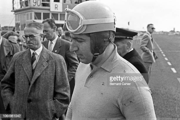 Alberto Ascari, Grand Prix of the Netherlands, Circuit Park Zandvoort, 07 June 1953. 1953 Dutch Grand Prix race winner Alberto Ascari in the...