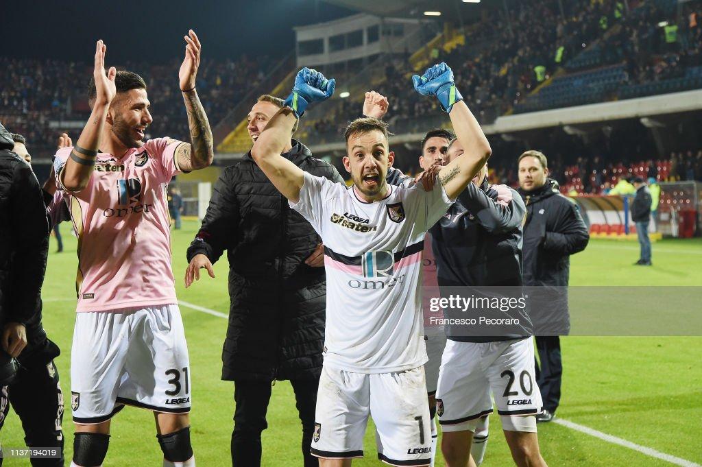 Benevento v US Citta di Palermo - Serie B : News Photo