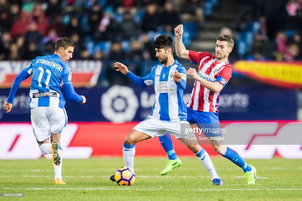2016-17 La Liga - Atletico de Madrid vs Deportivo Leganes : Fotografía de noticias