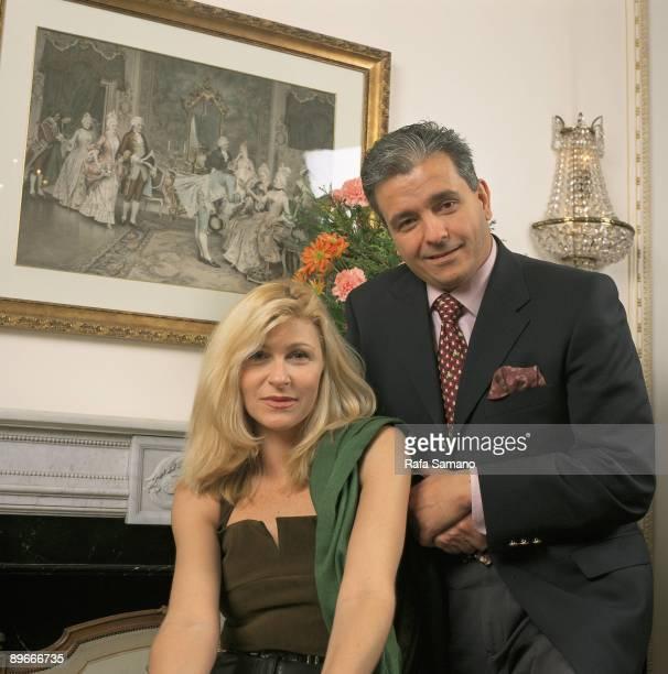 Alberto Closas Jr and Silvia Gambino actors