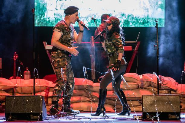 ESP: Amistades Peligrosas Concert In Madrid
