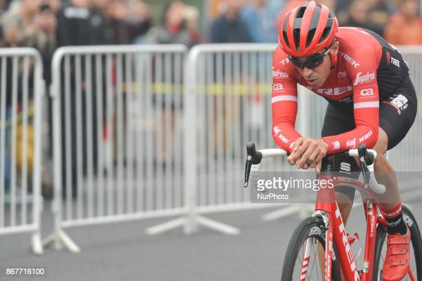 Alberto CONTADOR during his last race the 1st TDF Shanghai Criterium 2017 On Sunday 29 October 2017 in Shanghai China