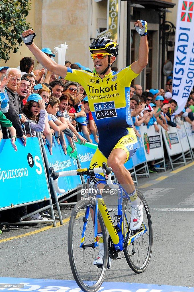 Vuelta al Pais Vasco 2014 - Stage One : Fotografía de noticias