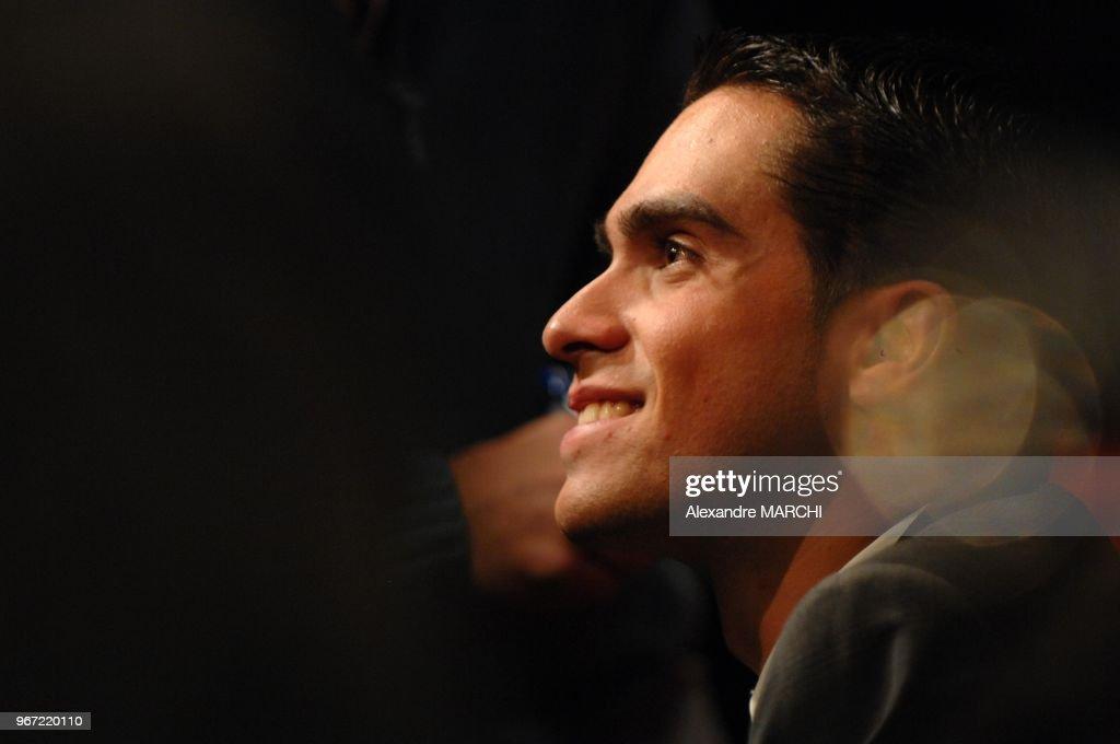 Presentation du Tour de France 2008. : ニュース写真