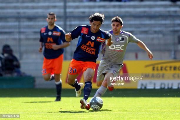 Alberto COSTA Montpellier / Toulouse 33E journee de Ligue 1