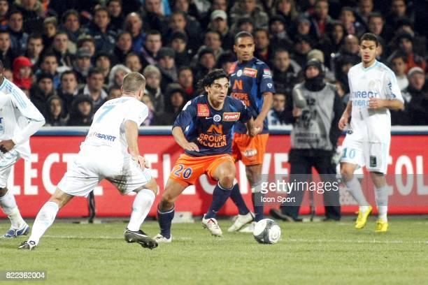 Alberto COSTA Montpellier / Marseille 22e journee Ligue 1 Stade de la Mosson