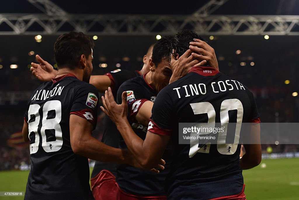 Genoa CFC v Torino FC - Serie A : News Photo
