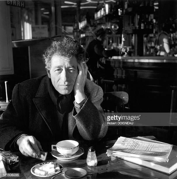 Alberto Giacometti Paris In 1959