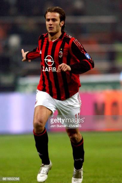 Alberto Gilardino AC Milan