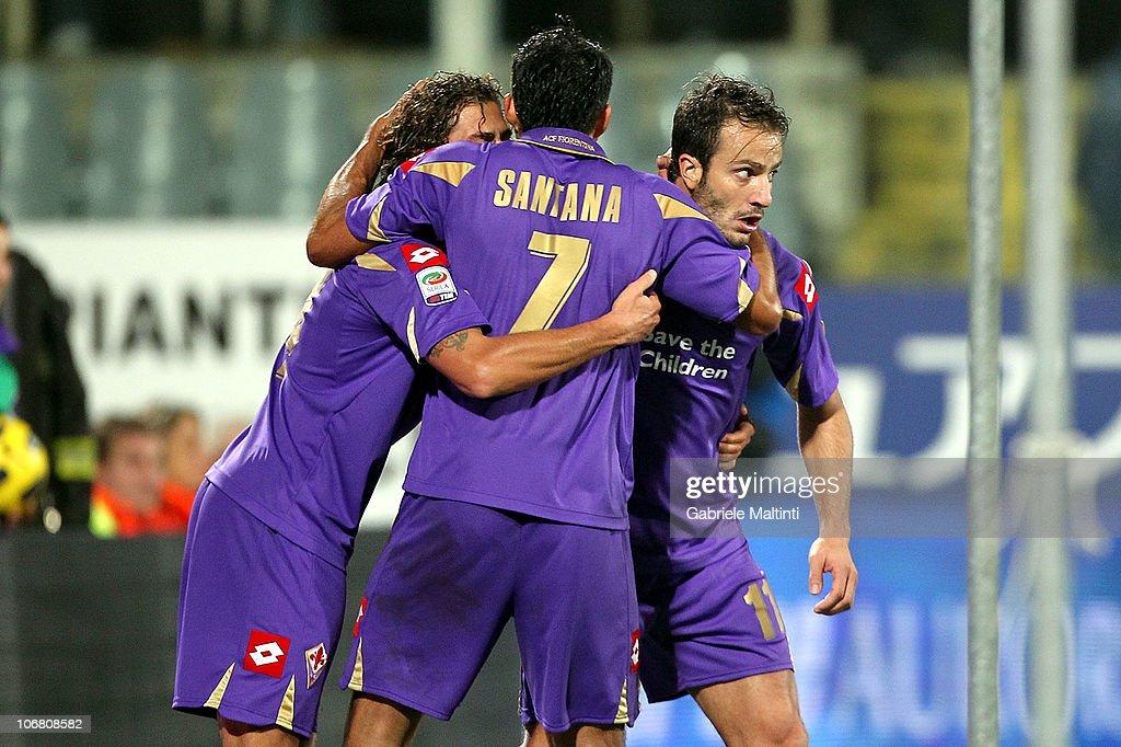 ACF Fiorentina v AC Cesena - Serie A